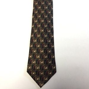 Louis Roth hand sewn silk tie